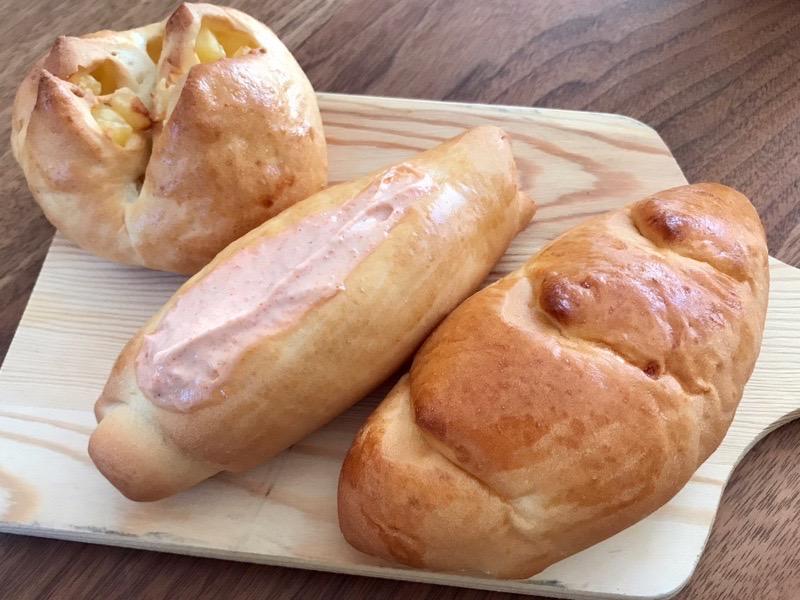 かどちょこのパン