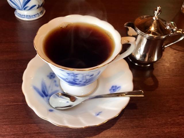 鈴蘭のコーヒー