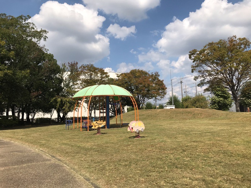 山の田公園 遊具2