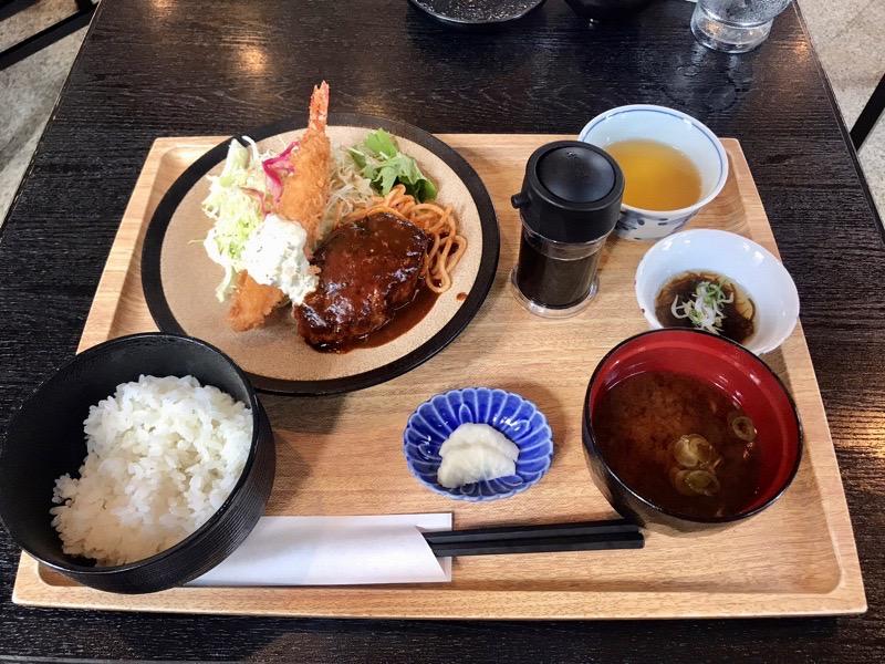 犬山キリン亭日替わりランチB定食