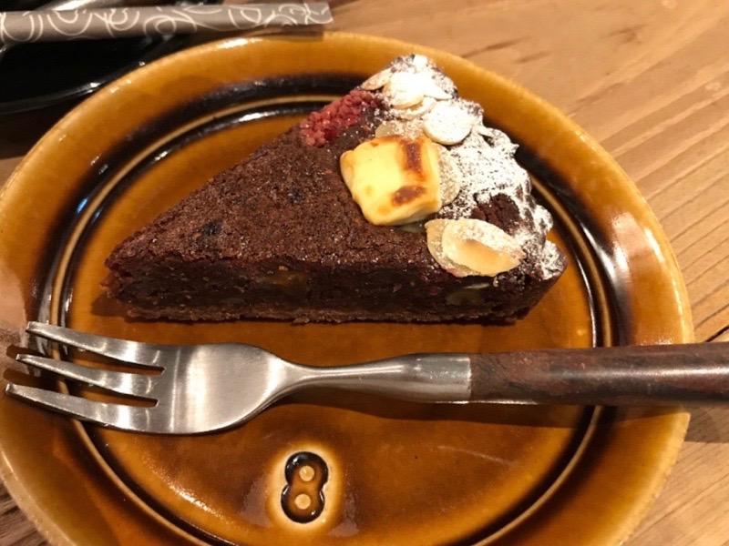 ハチカフェ タルト ケーキ2
