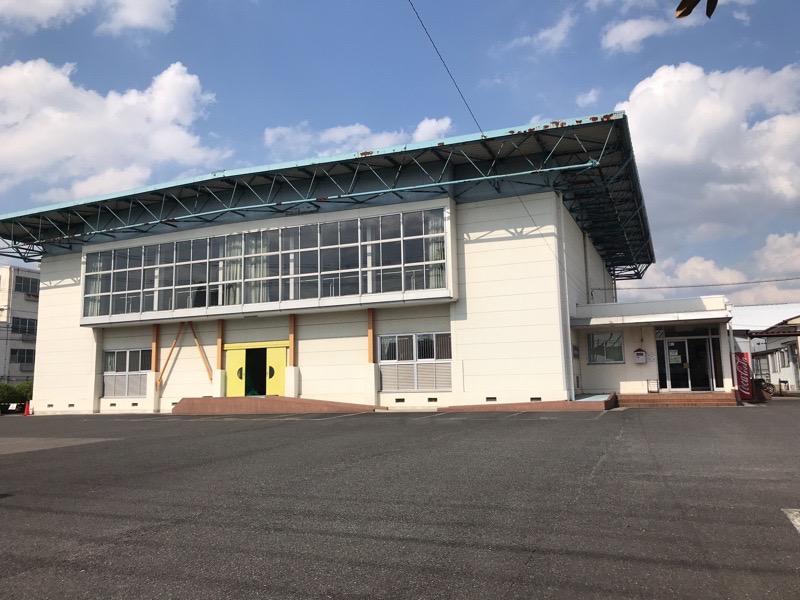 山の田公園 犬山市体育センター