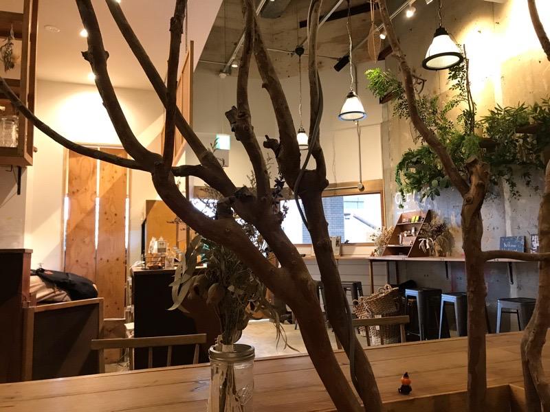 ハチカフェ 店内3