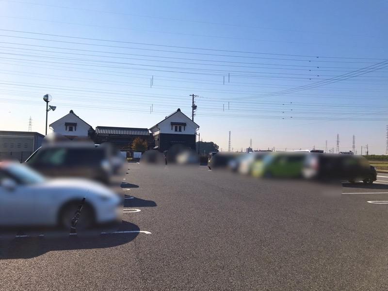 珈琲屋 らんぷ 駐車場