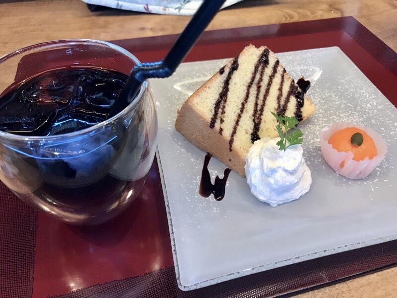 豆腐かふぇ浦嶌デザート