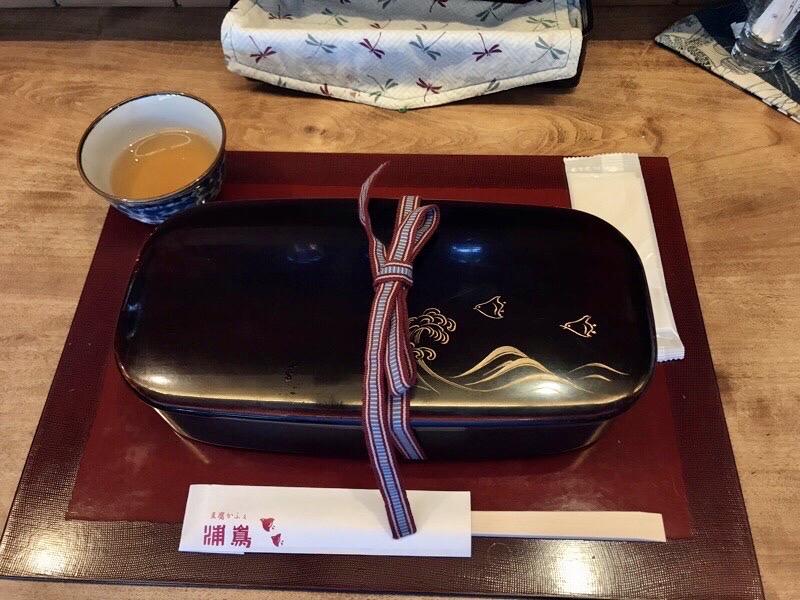 豆腐かふぇ浦嶌玉手箱