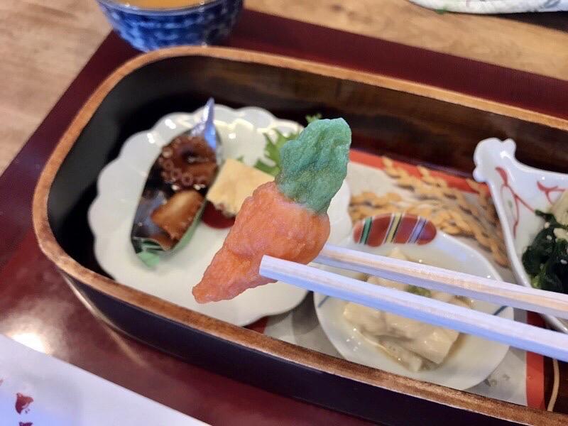 豆腐かふぇ浦嶌玉手箱ランチ2
