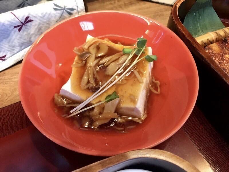豆腐かふぇ浦嶌玉手箱ランチ5