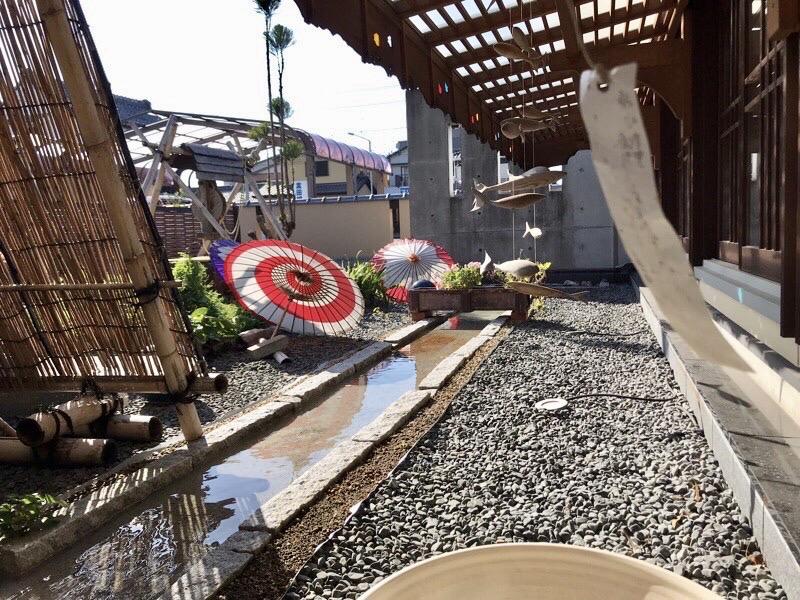 豆腐かふぇ浦嶌お庭