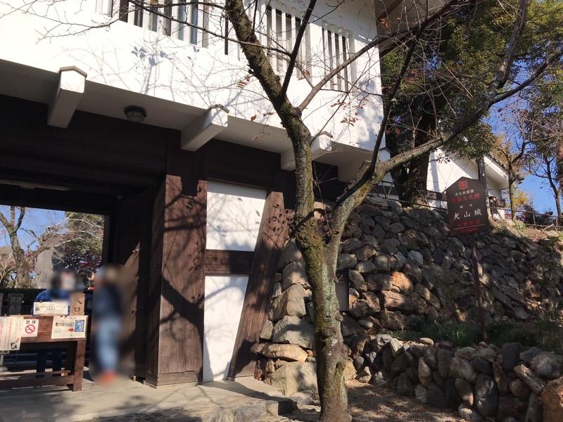 国宝 犬山城9 鉄門