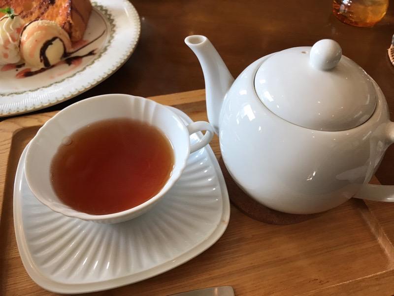 喫茶れとろ16 紅茶