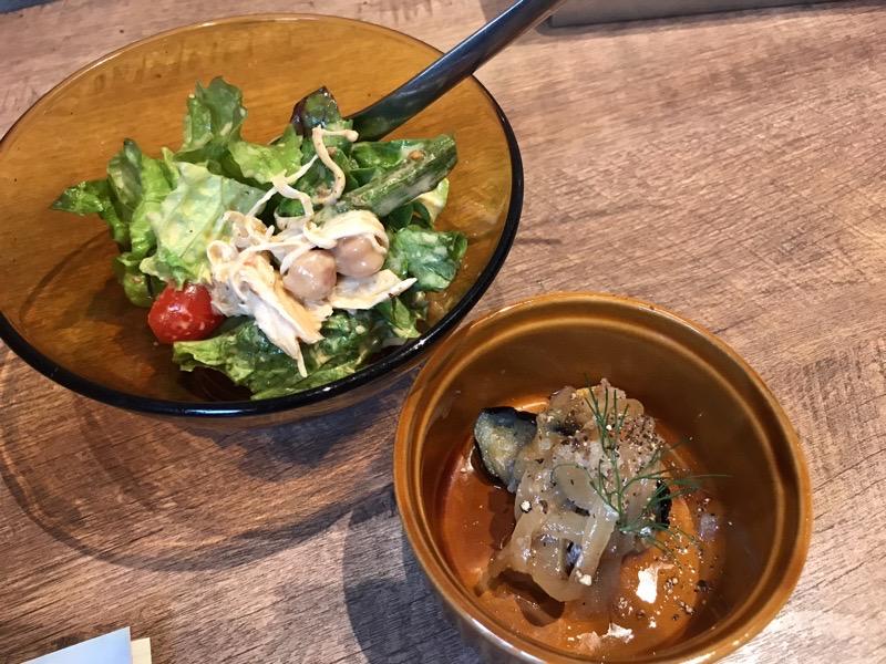 YR CAFE11 サラダ