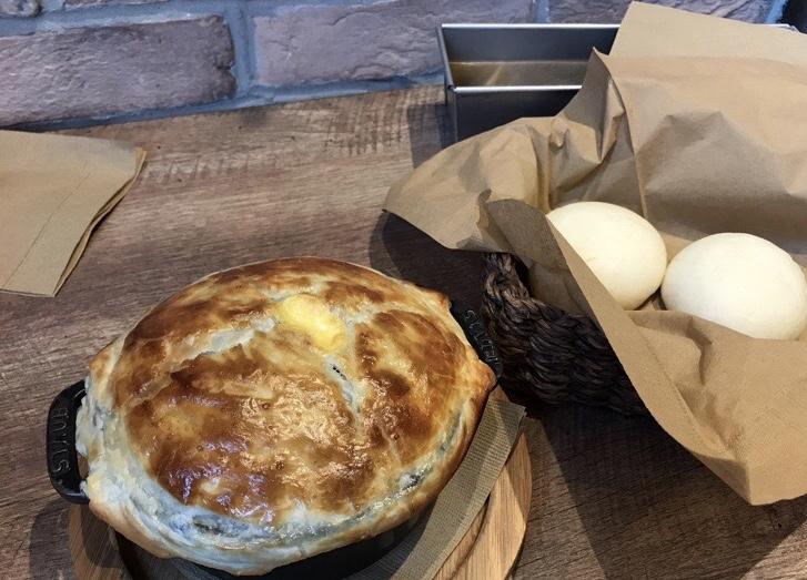 YR CAFE12 つけパン シチュー