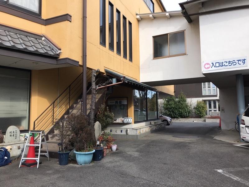 犬山 角屋2 駐車場