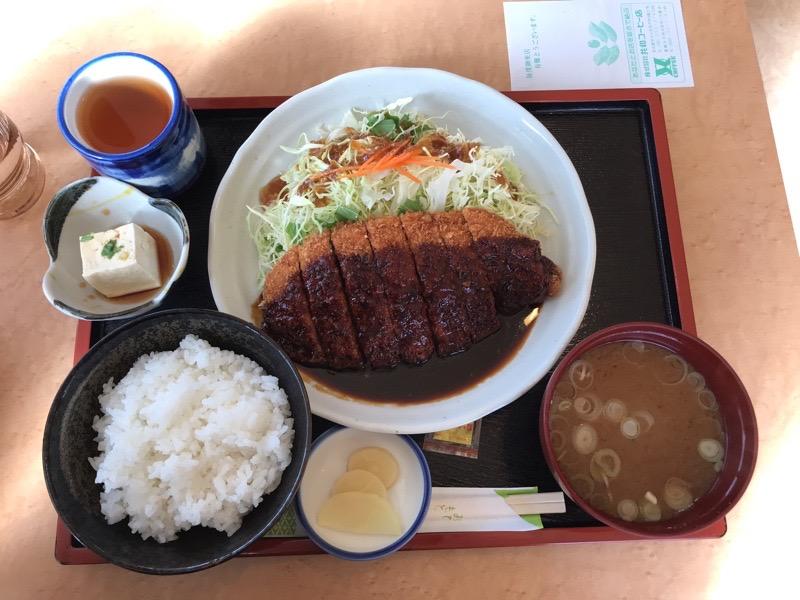 犬山 角屋8 味噌カツ定食