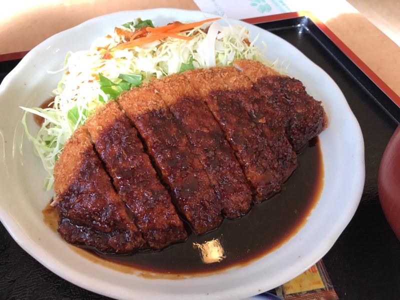 犬山 角屋1 味噌カツ
