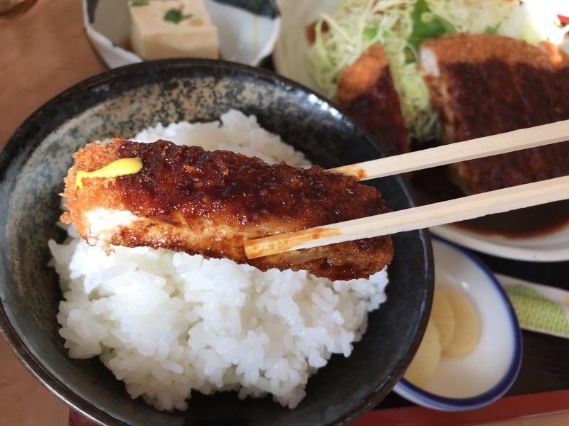 犬山 角屋9 味噌カツ