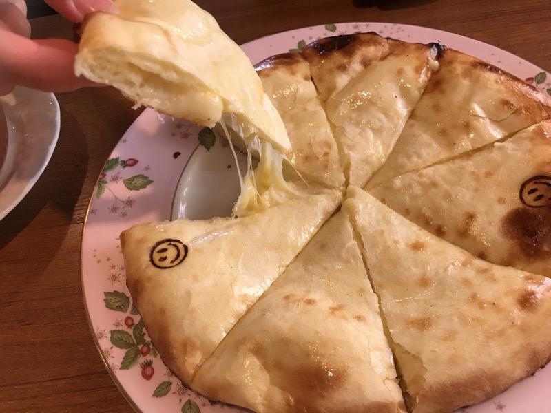 ミトチャカリー15 チーズナン