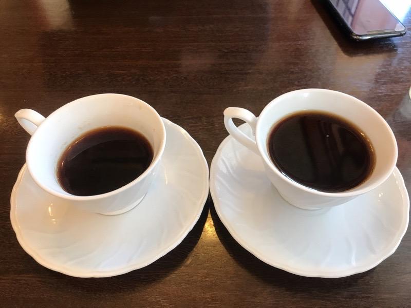 犬山 ランチ ひゃくにんごはん18 コーヒー