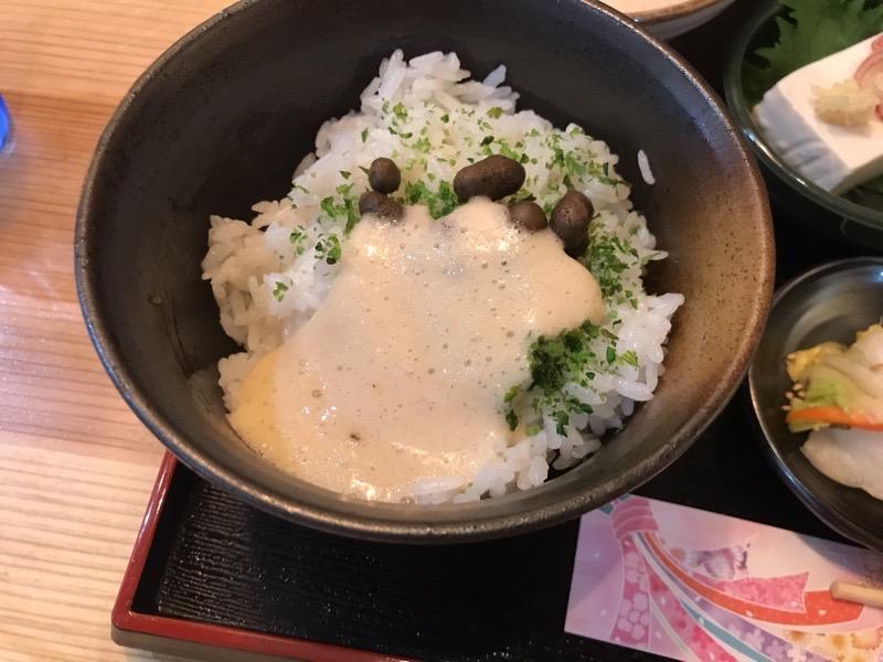 犬山 自然薯工房15 とろろご飯 ランチ