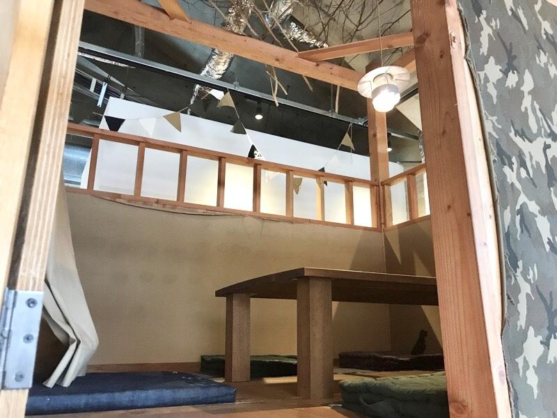 犬山 ハチ公園10 レンタルスペース スカイパークブース