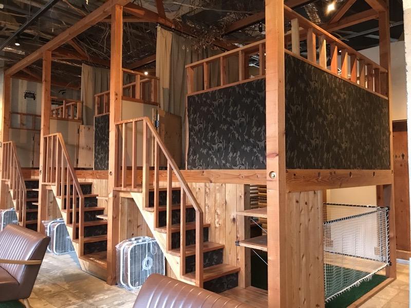 犬山 ハチ公園9 個室 スカイパークブース