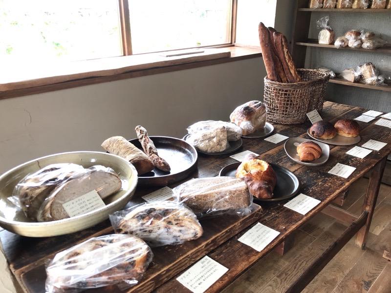 扶桑 犬山 パン 二兎1 ハードパン