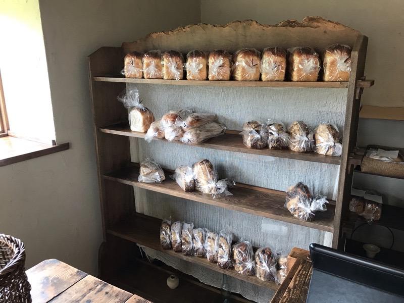 扶桑 犬山 パン ハード系パン 二兎4 食パン