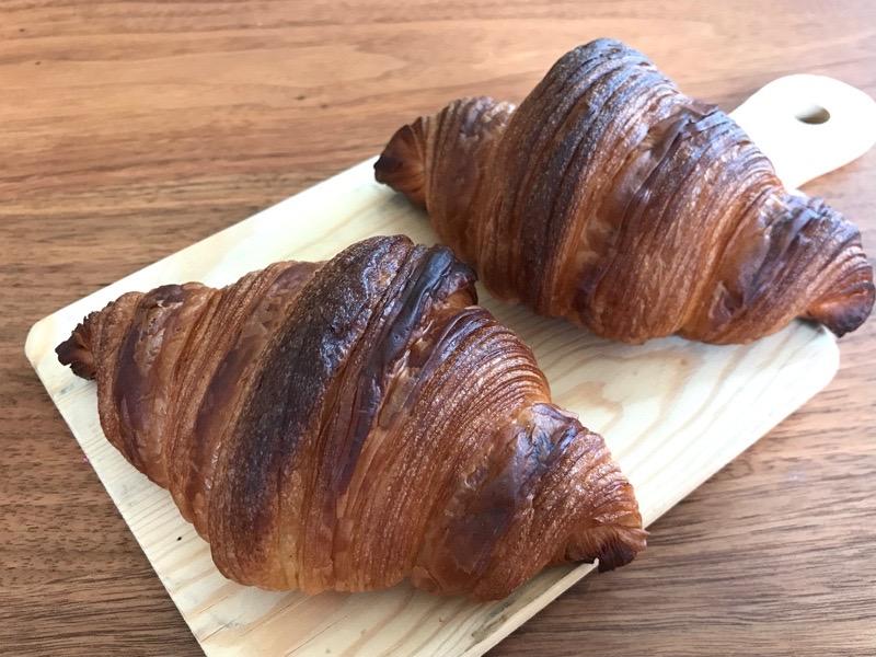 扶桑 犬山 ハード系 パン 二兎10 クロワッサン