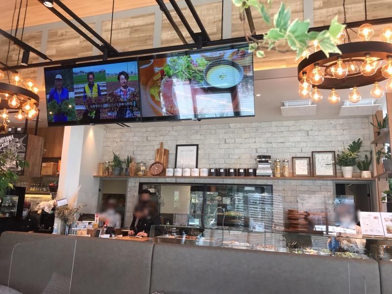 犬山 ランチ カフェ オムレット12 プレートランチ ドッグアイス
