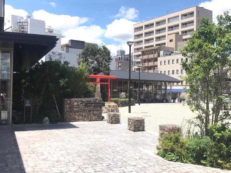 犬山 カフェ オムレット4 駐車場 ランチ