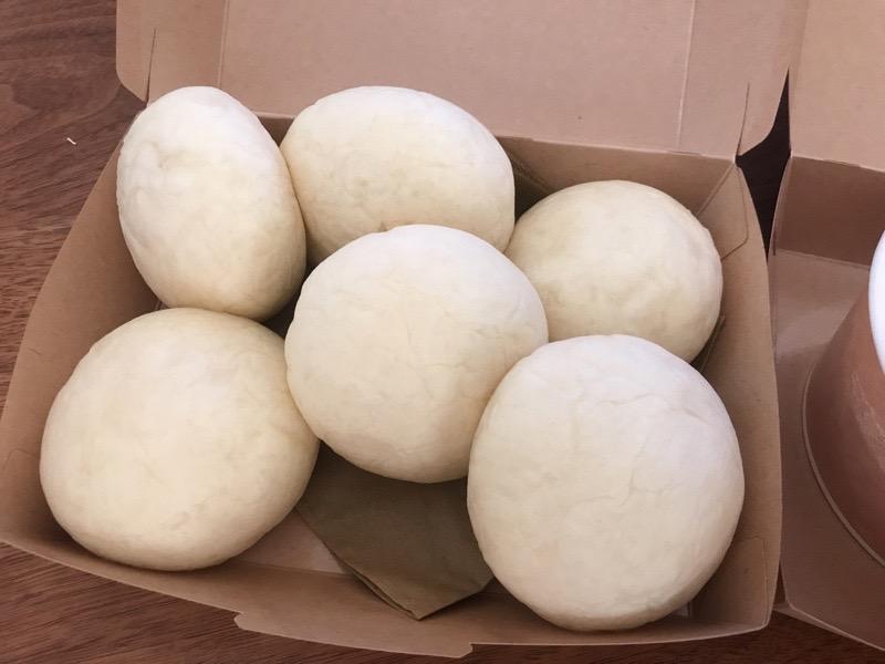 犬山 YRカフェ テイクアウト おかわり白パン