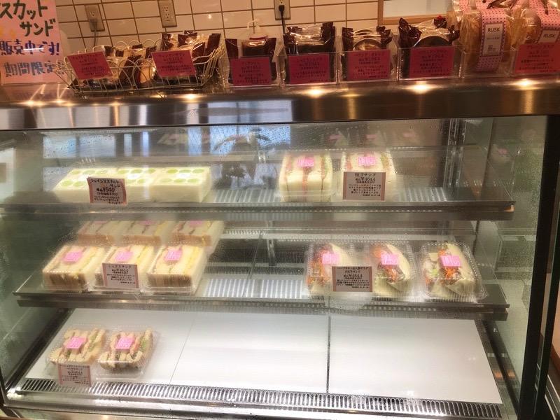 犬山 パン ブーランジェリープーブー サンドイッチ