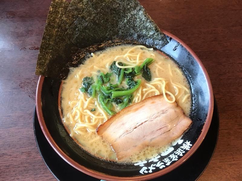 犬山 ラーメン 丸岡商店 醤油ラーメン