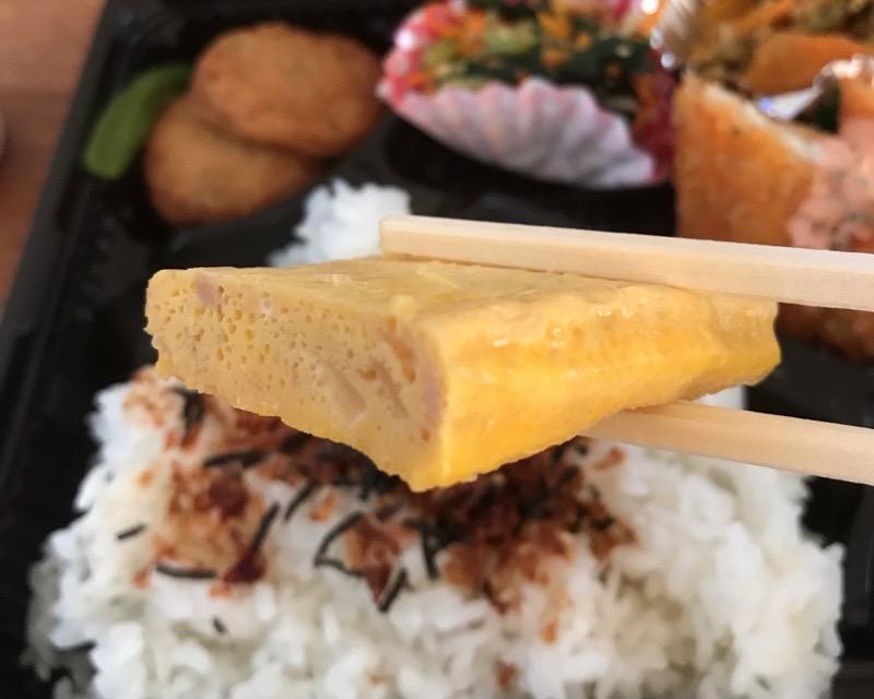 犬山 ランチ 元気べんとう お弁当 オムレツ テイクアウト