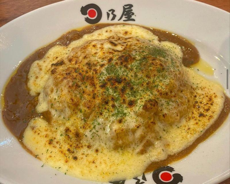 日乃屋カレー 犬山 メニュー